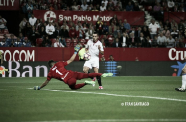 Al Sevilla le sentó mal la feria