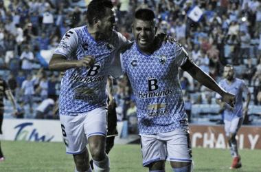 Contundente triunfo del TM Fútbol Club sobre Dorados (Foto: Somos Jaibos)