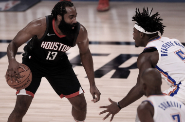 Rockets Send Thunder Home