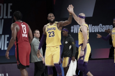 Lakers Secure First Conference Finals Berth Since 2010