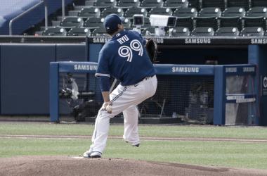 Jays Clinch New York Series