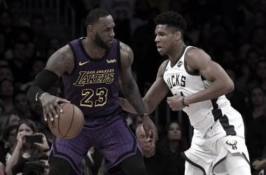 All-NBA Teams Announced