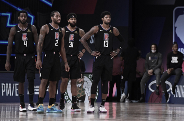 Disappointing season for Los Angeles Clippers