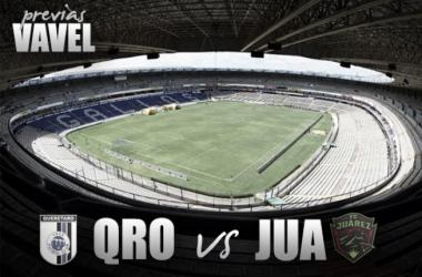 Previa Querétaro - FC Juarez: a defender la corona (Imagen | VAVEL México)