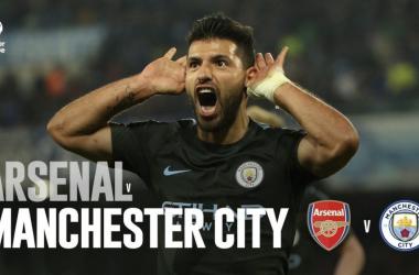 Resumen Arsenal 0-3 Manchester City en Premier League 2018