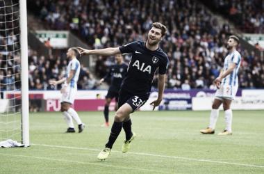 Resumen Tottenham 2-0 Huddersfield en Premier League 2018