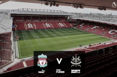 Liverpool vs Newcastle en vivo y en directo online en Premier League 2018