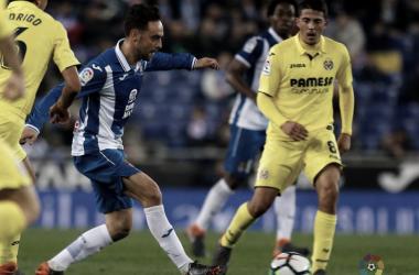 Último encuentro entre Espanyol y Villarreal / Foto: LaLiga