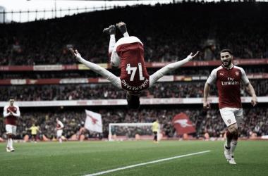 El Arsenal vence a medio gas