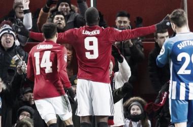 El United espera rival en semifinales de FA Cup