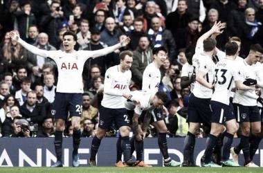 El Tottenham asalta Stamford Bridge 28 años después