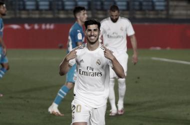 Marco Asensio, el niño prodigio del Real Madrid