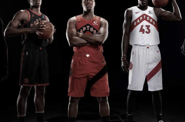 Toronto Presents New Uniforms