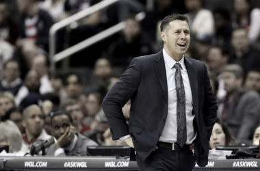 Joerger Joins Sixers Coaching Staff