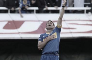 <span>Martín Palermo estuvo del año 1997 - 2000 y de 2004 - 2011 | Foto: Prensa Boca Juniors</span>