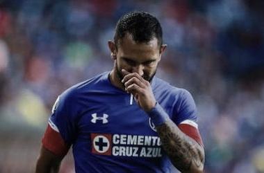 Montoya lamentándose en un partido del Apertura 2018 I Foto @LigaBancomer
