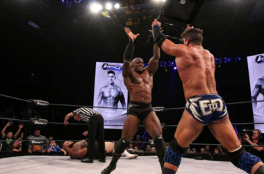 EC3 and Lashley square off in the World Title Series for TNA Impact/ TNA.com