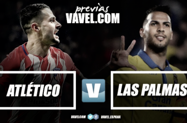 Previa Atlético de Madrid - UD Las Palmas: duelo de necesidades