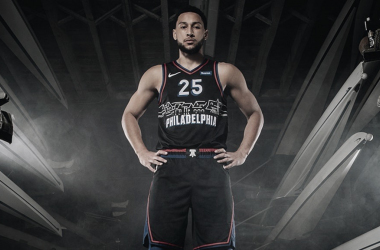 Sixers Unveil New Uniform