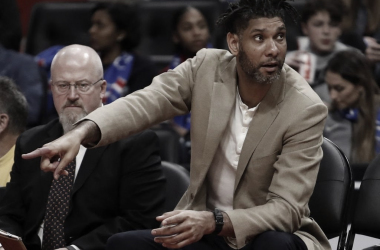 Tim Duncan Leaves Spurs Organization