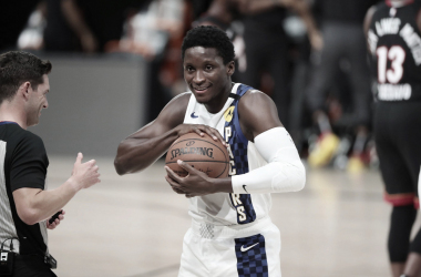 Oladipo Fully Committed to Indiana
