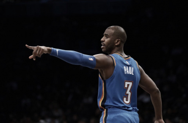 Chris Paul Traded to Phoenix