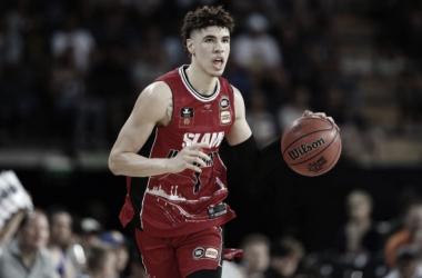 Ball Completes Top 3; Picked By Charlotte
