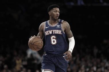 Knicks Let Pieces Go