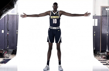Bol Gets Standard Contract From Denver