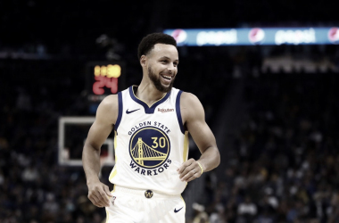 Curry to Lead Warriors Young Core