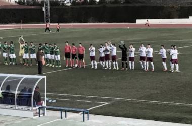 Jumilla y Villanovense no pasan del empate en La Hoya