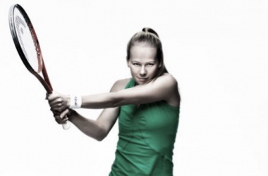 Johanna Larsson (48) da Suécia é a segunda cabeça de chave do Rio Open 2016 Foto: Creative Commons/Erkannande