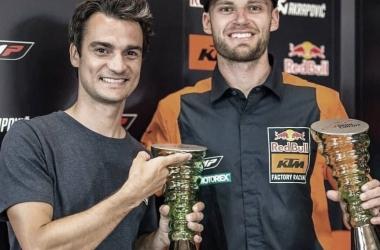 La firma MotoGP VAVEL, Gran Premio Rep. Checa: KTM hace historia