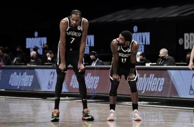 Season Opener: Nets Cruise Past Warriors