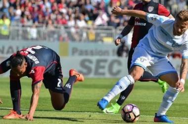 Risultato Lazio - Cagliari in diretta, LIVE Serie A 2017/18 - Immobile(2), Bastos! (3-0)