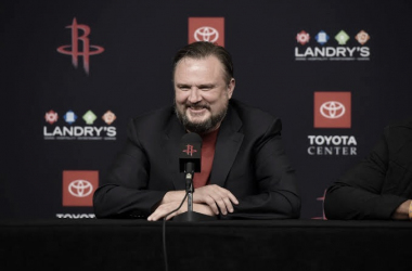 Daryl Morey Fined For Tampering