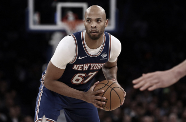 Knicks Sign Taj Gibson