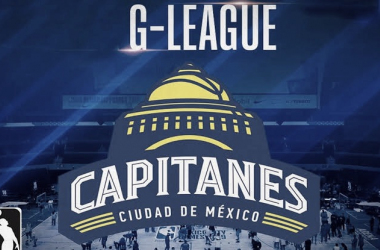 via: NBA G-League / Capitanes CDMX.