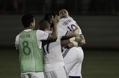 Orlando City Celebrates Penalty Shootout Win Over DC United || Source: Pro Soccer USA