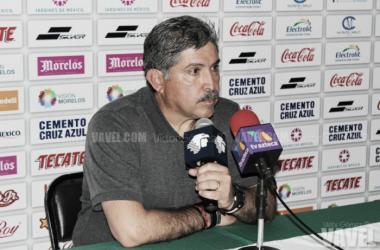 (José Treviño, DT de Correcaminos | Foto: Victor Gómez)