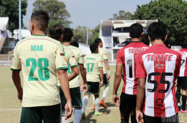 Fotos e imágenes del Athletic Club Morelos 2-0 Inter Playa del Carmen de la fecha 14 en la Segunda Premier