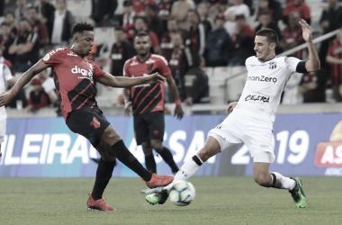 Gols e melhores momentos Ceará x Athletico pelo Campeonato Brasileiro da Série A 2019 (1-1)