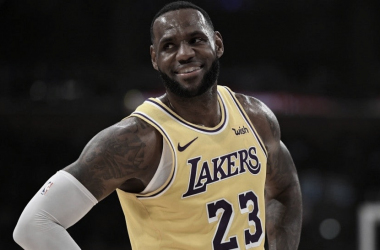 LeBron James Moves to 3rd on NBA's All-Time Most Field Goals Made