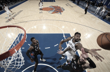 Knicks & Nets Welcome Fans Back