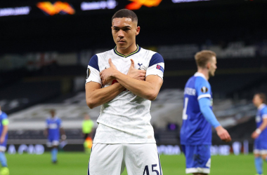 via: Tottenham Hotspur.
