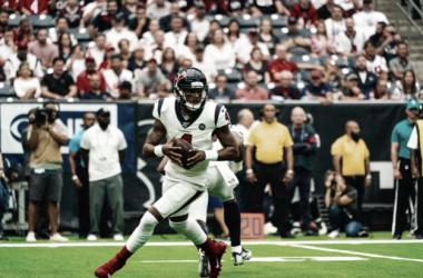 Texans se queda con el duelo divisional de la AFC Sur