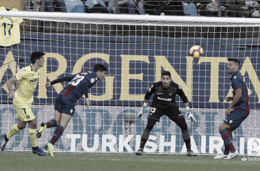Villarreal vs Levante / Foto: LaLiga
