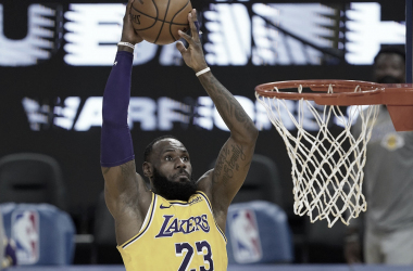 James Out Indefinitely
