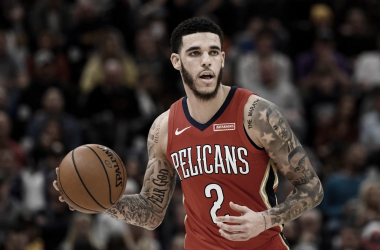 Lonzo Ball Stays With the Pelicans