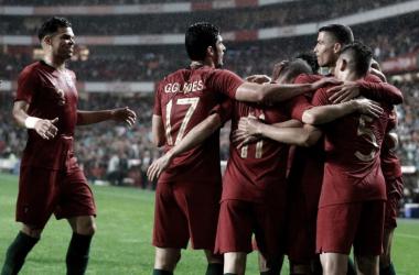 Portugal 3-0 Argelia: Los lusos están listos para Rusia